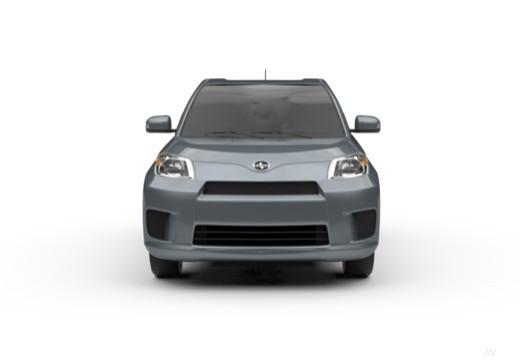 SCION xD hatchback przedni