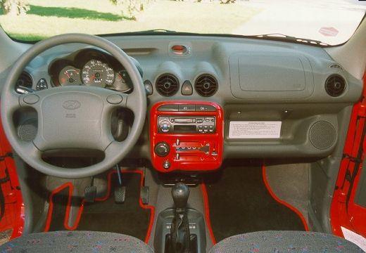 HYUNDAI Atos 1.0 GL Hatchback I 55KM (benzyna)