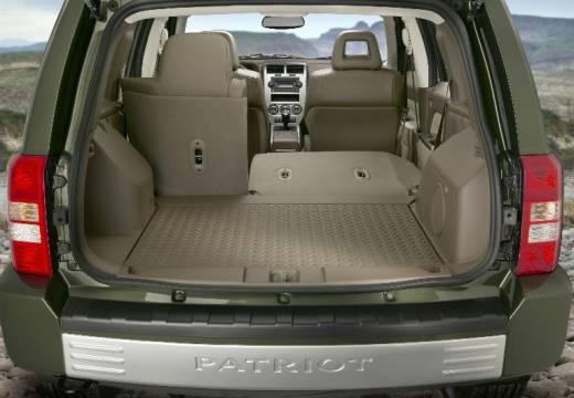 jeep patriot 2 0 crd dpf limited kombi i 140km 2007. Black Bedroom Furniture Sets. Home Design Ideas
