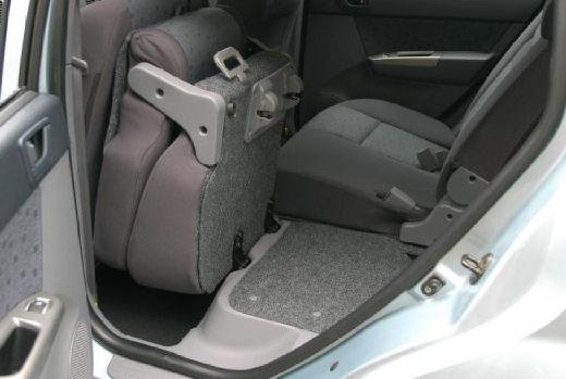 HYUNDAI Getz I hatchback szczegółowe opcje