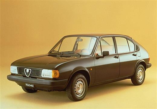 ALFA ROMEO Alfasud Sedan