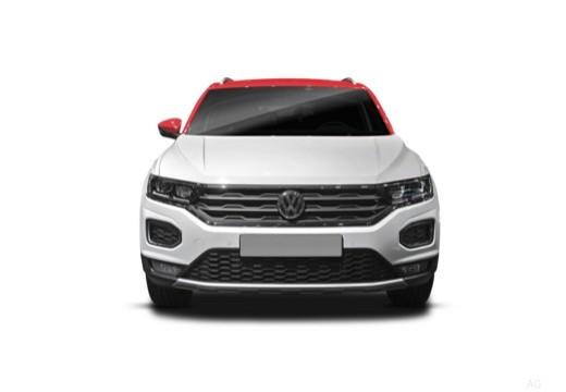 VOLKSWAGEN T-ROC hatchback przedni