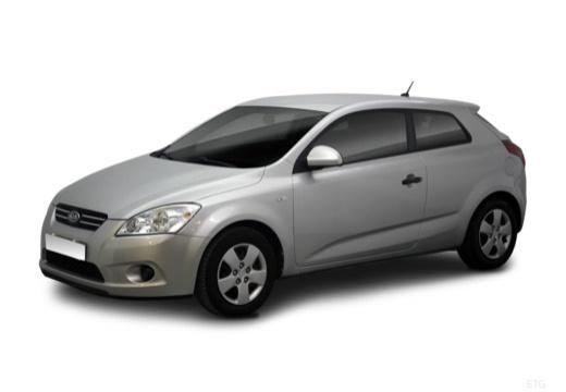 KIA Ceed Proceed II hatchback przedni lewy