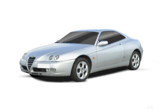 ALFA ROMEO GTV II coupe przedni lewy