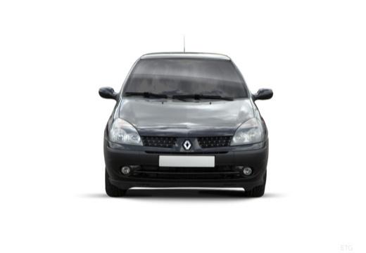 RENAULT Clio II II hatchback przedni
