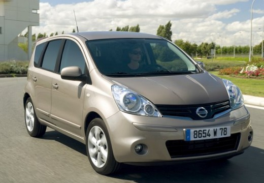 NISSAN Note 1.5 dCi I-Way Hatchback II 90KM (diesel)