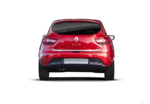 RENAULT Clio IV I hatchback tylny