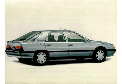RENAULT R25 hatchback silver grey tylny prawy