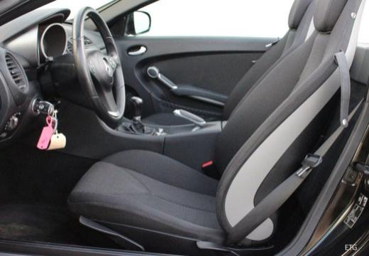 MERCEDES-BENZ Klasa SLK roadster wnętrze