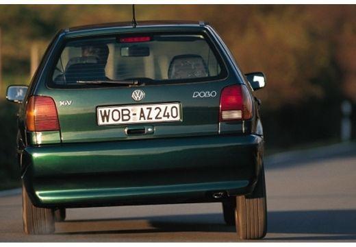 VOLKSWAGEN Polo III I hatchback tylny