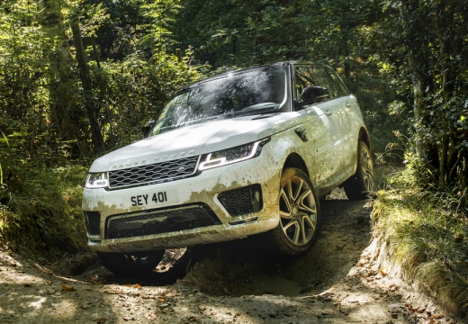 LAND ROVER Range Rover Sport V kombi przedni lewy