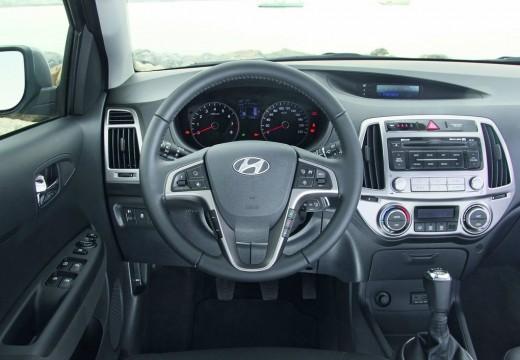 HYUNDAI i20 II hatchback tablica rozdzielcza