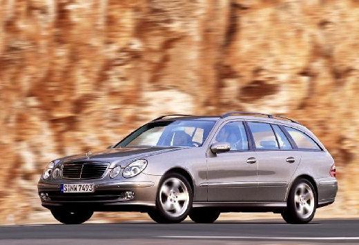 MERCEDES-BENZ E 280 4-Matic T Elegance Kombi S 211 I 3.0 231KM (benzyna)