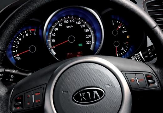 KIA Soul III hatchback