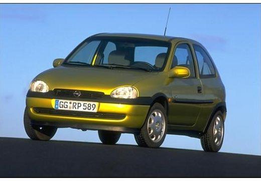 OPEL Corsa B hatchback przedni lewy