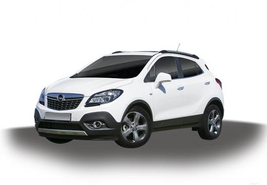 OPEL Mokka 1.6 CDTI Cosmo SS Hatchback I 110KM (diesel)