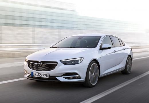 OPEL Insignia 1.6 CDTI Innovation SS Eco Hatchback Grand Sport 110KM (diesel)