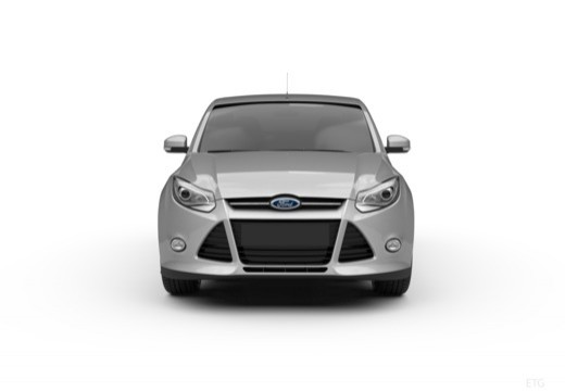 FORD Focus V sedan przedni