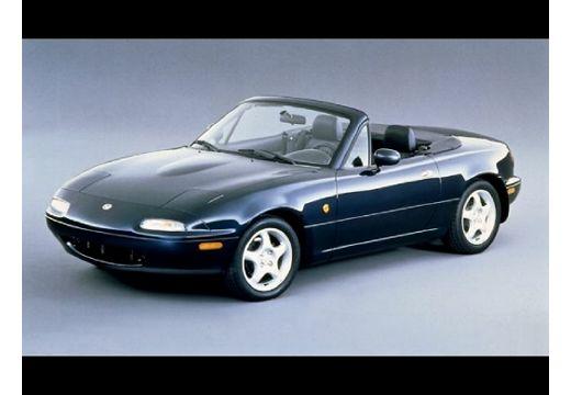 MAZDA MX-5 I roadster niebieski jasny przedni lewy