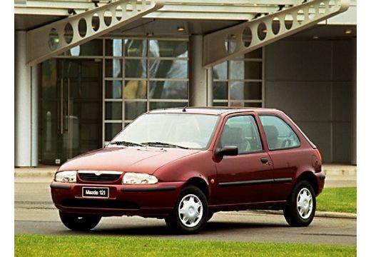 MAZDA 121 1.25 Sportive Hatchback I 1.3 75KM (benzyna)
