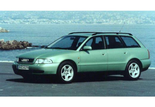 AUDI A4 Avant 2.4 Quattro Kombi B5 165KM (benzyna)