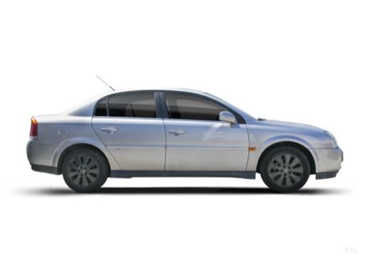 OPEL Vectra C I sedan boczny prawy