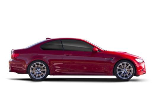 BMW Seria 3 E92 II coupe boczny prawy