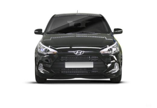 HYUNDAI i20 Coupe hatchback przedni