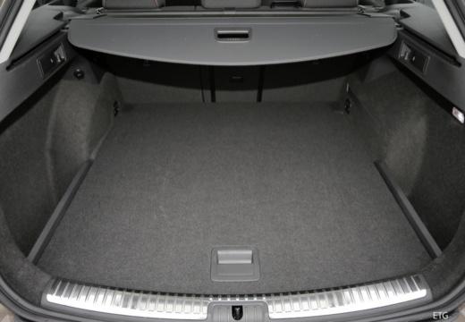 SEAT Leon kombi przestrzeń załadunkowa