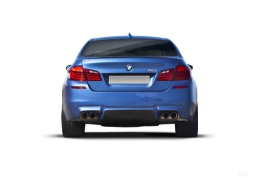 BMW Seria 5 F10 II sedan tylny