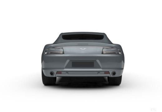 ASTON MARTIN Rapide coupe tylny
