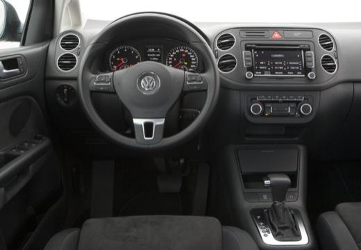 VOLKSWAGEN Golf VI Plus hatchback szary ciemny tablica rozdzielcza