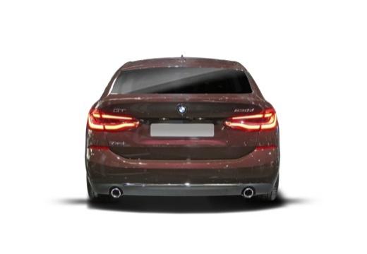 BMW Серия 6 хэтчбек задняя