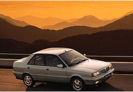 LANCIA Dedra II sedan silver grey przedni prawy