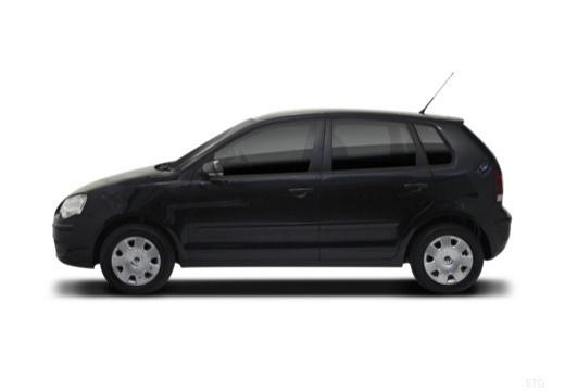 VOLKSWAGEN Polo IV II hatchback boczny lewy