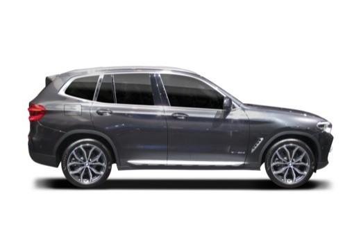 BMW X3 kombi boczny prawy