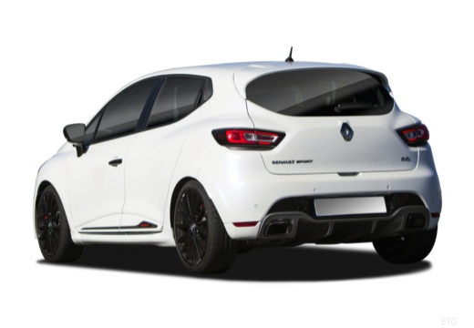 RENAULT Clio hatchback tylny lewy