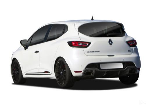 RENAULT Clio hatchback tylny lewy