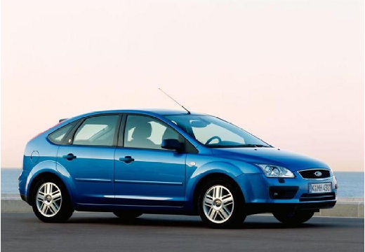 FORD Focus 1.6 TDCi Sport Hatchback III 109KM (diesel)