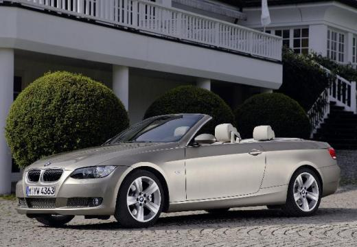 BMW 328i Kabriolet Cabriolet E93 I 3.0 230KM (benzyna)