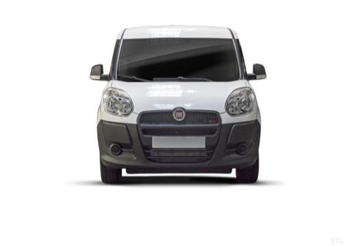 FIAT Doblo III kombi biały przedni