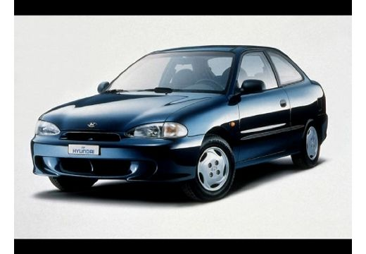 HYUNDAI Accent 1.5 GS klm Hatchback I 88KM (benzyna)