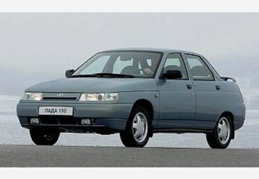 LADA 110 I sedan silver grey przedni lewy