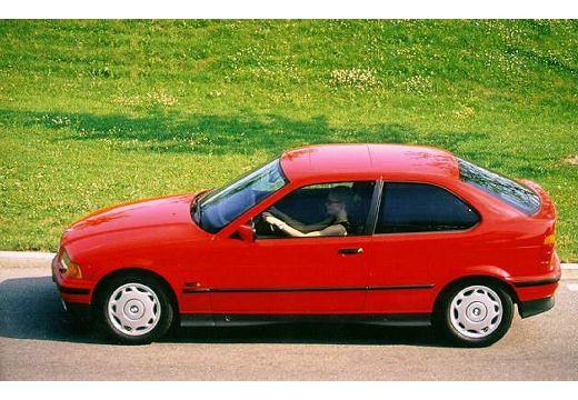 BMW Seria 3 Compact E36 hatchback boczny lewy