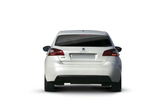 PEUGEOT 308 III hatchback tylny