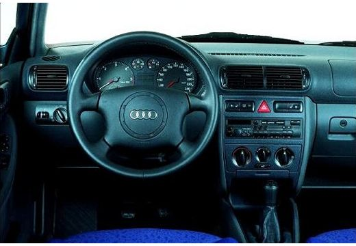 AUDI A3 1.8T Attraction Hatchback /S3 8L I 150KM (benzyna)