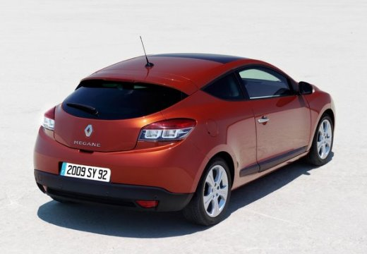 RENAULT Megane 1.6 16V Exception Euro5 Hatchback III Coupe I 110KM (benzyna)