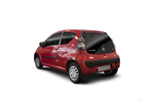 CITROEN C1 III hatchback czerwony jasny tylny lewy