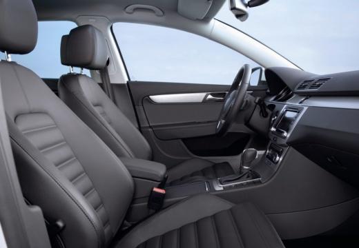 VOLKSWAGEN Passat VI sedan wnętrze