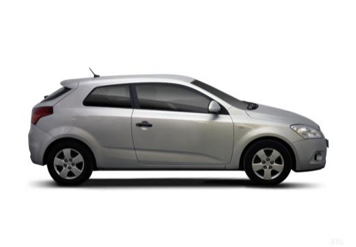 KIA Ceed Proceed II hatchback boczny prawy